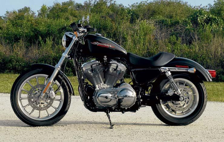 Harley Davidson Sportster 883 Superlow. 883 Harley Sportster (Mobile)